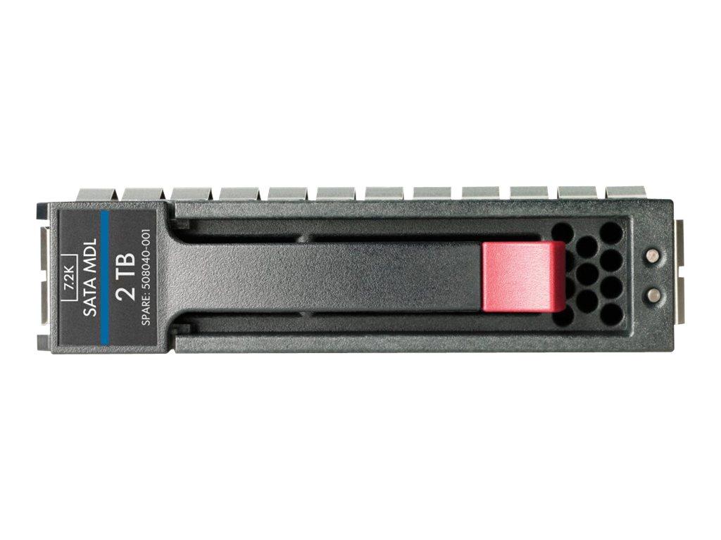 HP 2TB 3G 7.2K LFF 3.5inch SATA Midline HDD (507632-B21) - REFURB