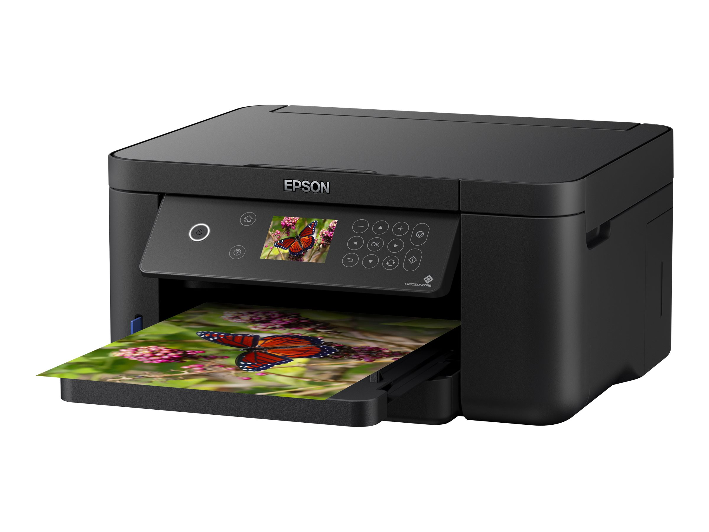 Epson Expression Home XP-5100 - Multifunktionsdrucker - Farbe - Tintenstrahl - A4 (Medien)