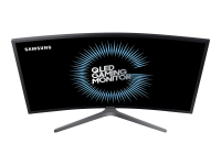 LC27HG70 27Zoll UltraWide Quad HD Blau - Grau Computerbildschirm
