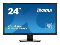 "ProLite E2482HD - LED-Monitor - 61 cm (24"")"