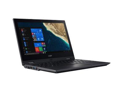 Acer TravelMate Spin B1 TMB118-G2-RN-P7WS - Flip-Design - Pentium Silver N5000 / 1.1 GHz - Windows 10 Pro 64-bit Edition