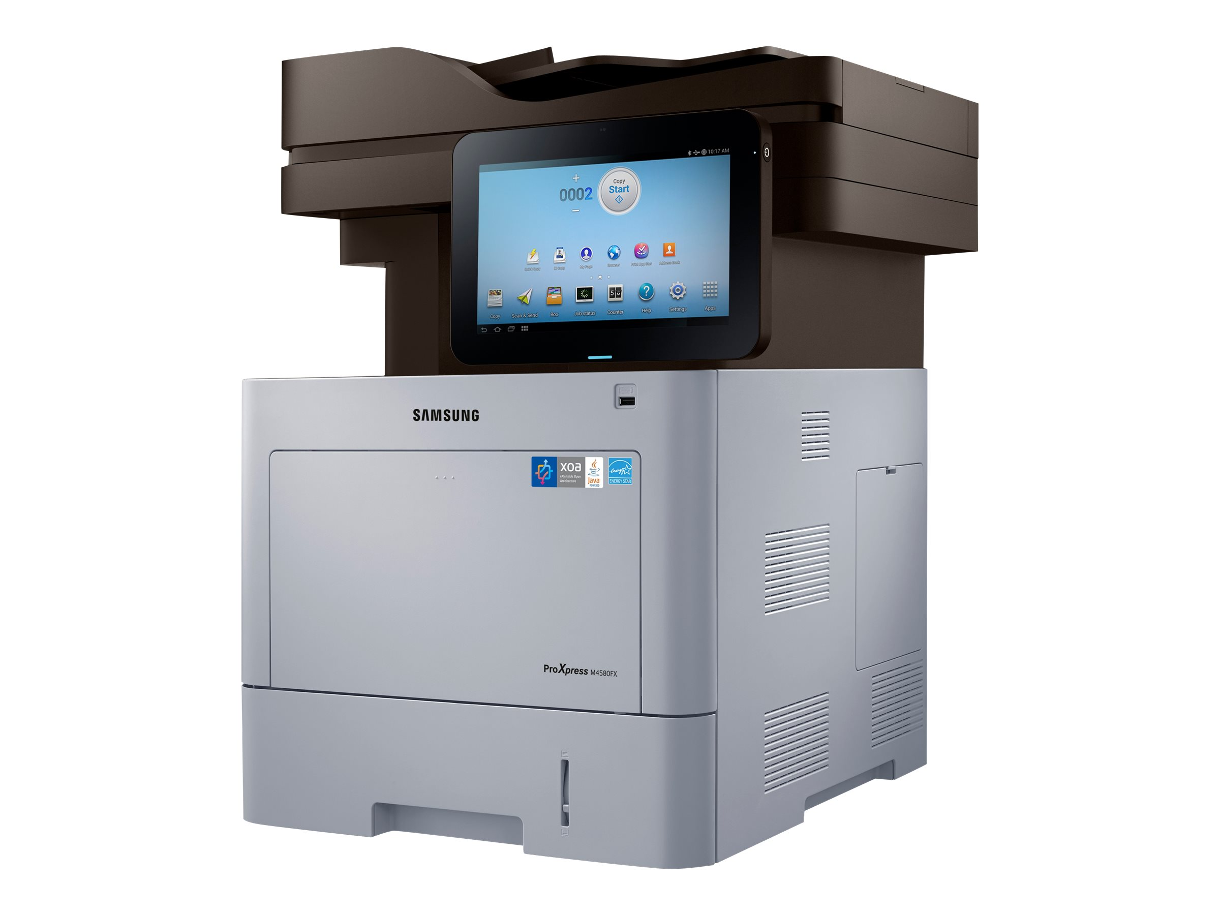 HP Samsung ProXpress SL-M4580FX - Multifunktionsdrucker - s/w - Laser - Legal (216 x 356 mm)