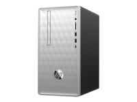 Pavilion 590-p0517ng 3,2 GHz Intel® Core i7 der achten Generation i7-8700 Silber Mini Tower PC