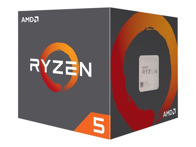 AMD Ryzen 5 1400 - 3.2 GHz - 4 cores