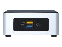 Next Unit of Computing Kit NUC5PPYH - Barebone - Mini-PC