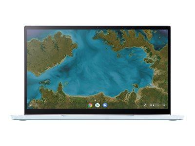 ASUS Chromebook Flip C433TA AJ0139 - Flip-Design - Core i5 8200Y / 1.3 GHz - Chrome OS - 8 GB RAM - 128 GB eMMC - 35.6 c