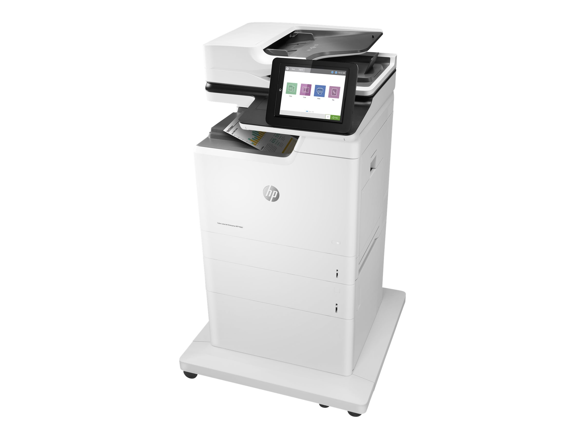 HP LaserJet Enterprise MFP M681f