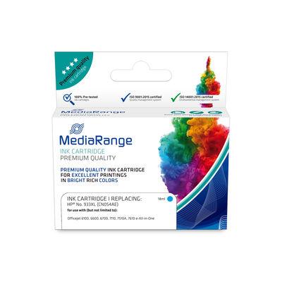 MEDIARANGE MRHP933CXL - Compatible - Cyan - HP - 1 Stück(e) - CN054AE