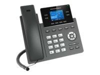 Grandstream GRP2612W - VoIP-Telefon mit Rufnummernanzeige/Anklopffunktion