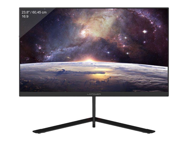 "LC Power LC-M24-FHD-165 - LCD-Monitor - 60.45 cm (23.8"")"
