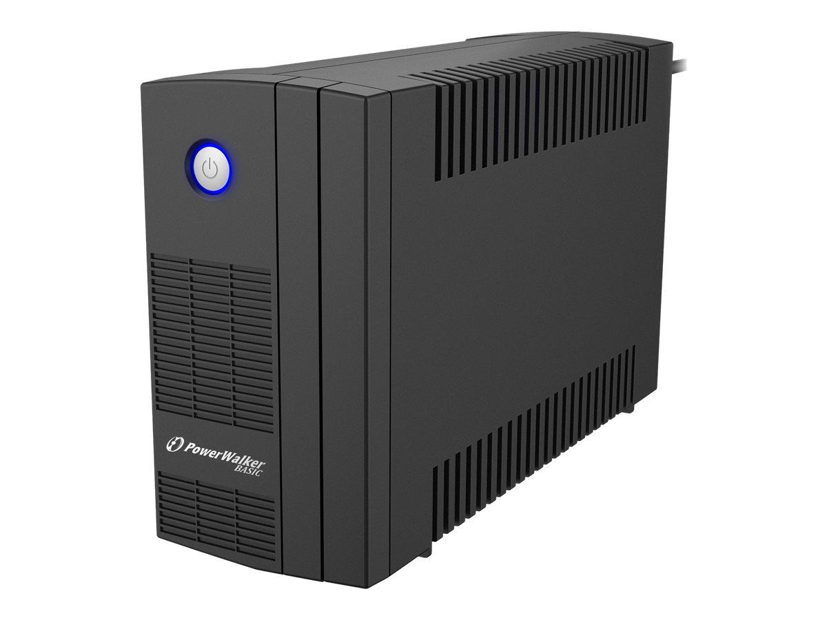 Bluewalker PowerWalker Basic VI 650 SB - USV - Wechselstrom 162