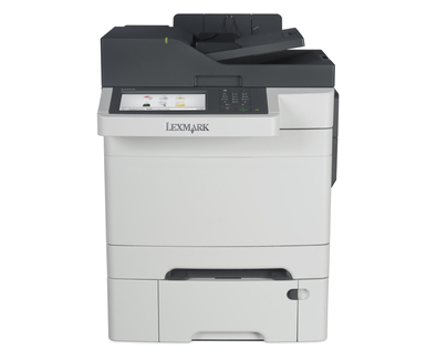 Lexmark CX510dthe 1200 x 1200DPI Laser A4 30Seiten pro Minute Multifunktionsgerät