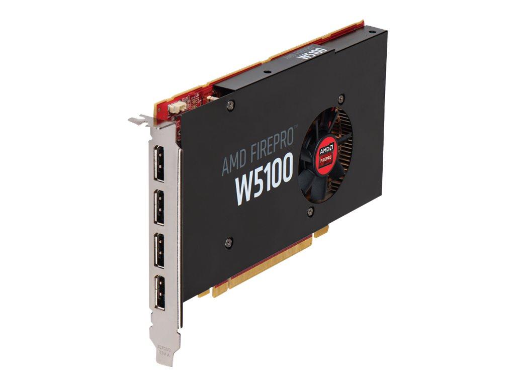 AMD FirePro W5100 - Grafikkarten - FirePro W5100 - 4 GB