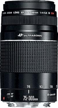 Canon EF - Aufsatzfilter