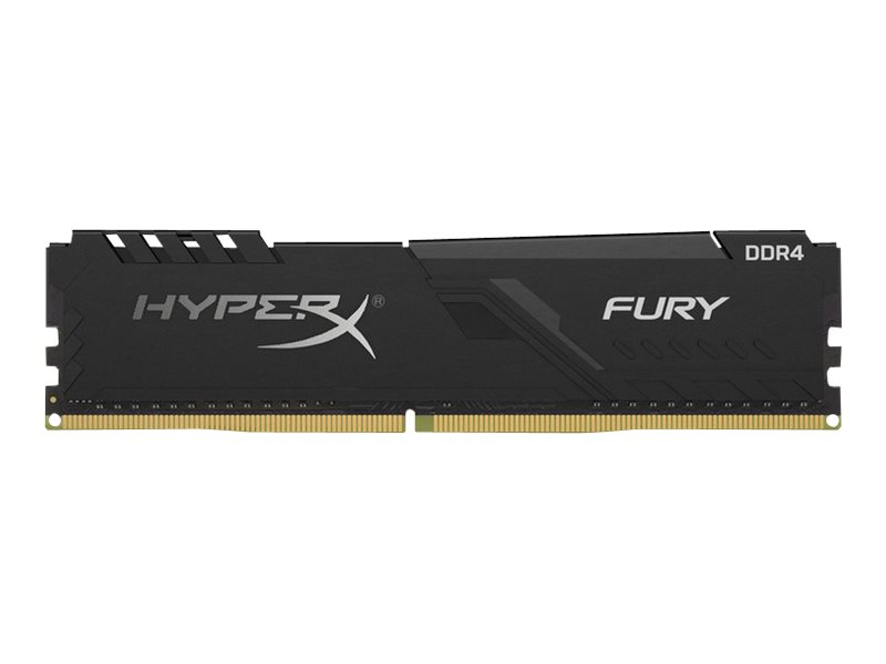 Kingston HyperX FURY - DDR4 - 32 GB: 2 x 16 GB - DIMM 288-PIN