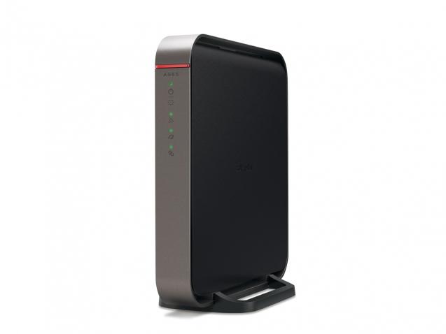 Buffalo N900 Dual-Band (2,4 GHz/5 GHz) Gigabit Ethernet WLAN-Router