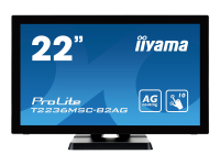 "ProLite T2236MSC-B2AG - LED-Monitor - 55 cm (21.5"") (21.5"" sichtbar)"
