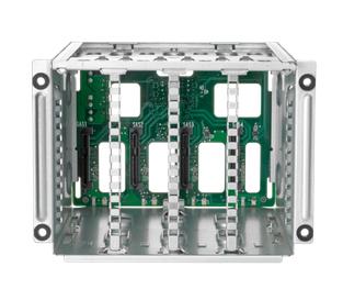 """HPE 4 LFF Non Hot Plug Drive Cage Kit - Gehäuse für Speicherlaufwerke - 3.5"""" (8.9 cm)"""