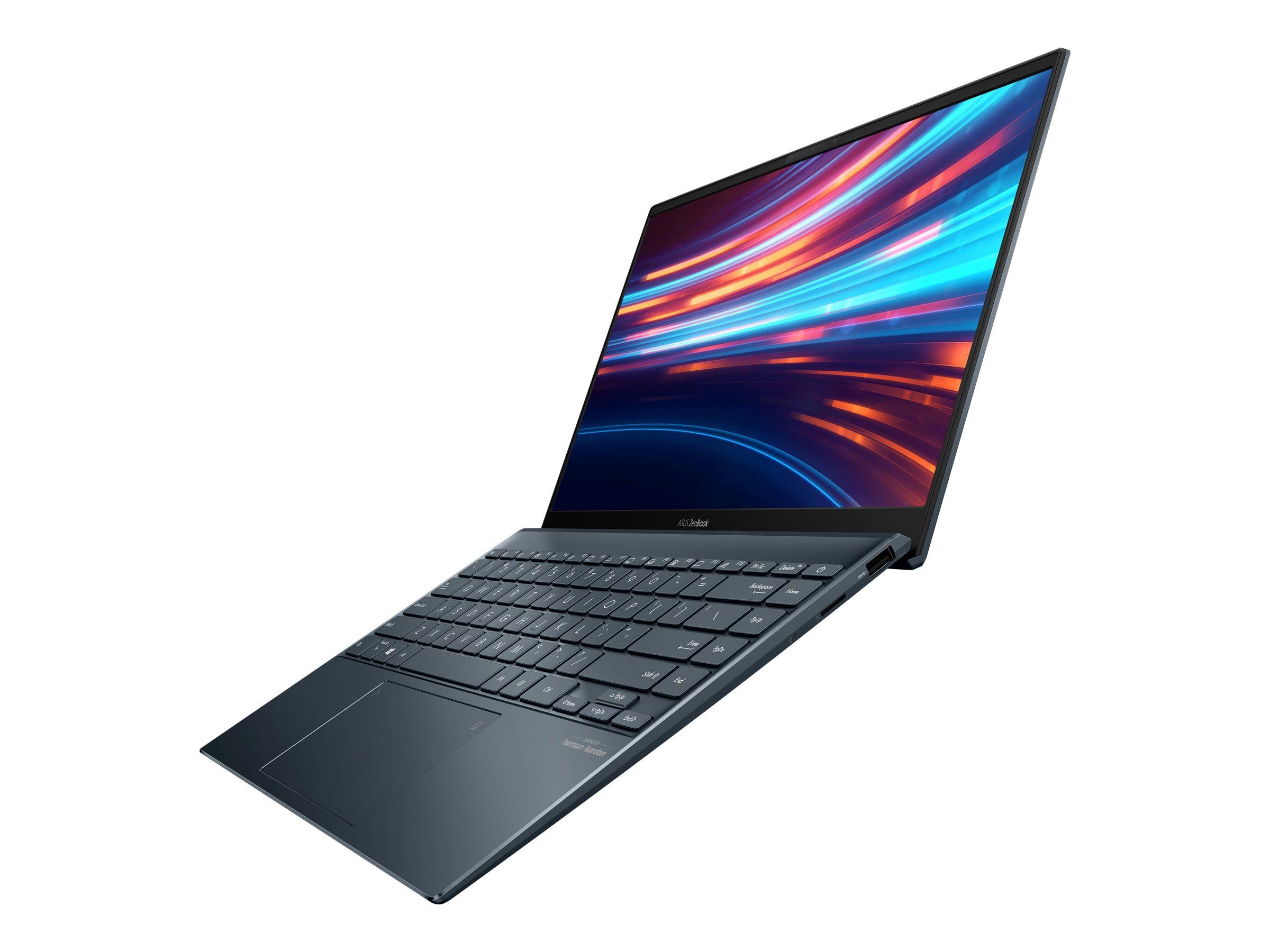 """Vorschau: ASUS ZenBook 14 UX425JA-HM026R - Core i5 1035G1 / 1 GHz - Win 10 Pro 64-Bit - 8 GB RAM - 512 GB SSD NVMe - 35.6 cm (14"""")"""
