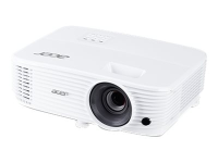 P1250 Beamer 3600 ANSI Lumen DLP XGA (1024x768) 3D Tragbarer Projektor Weiß