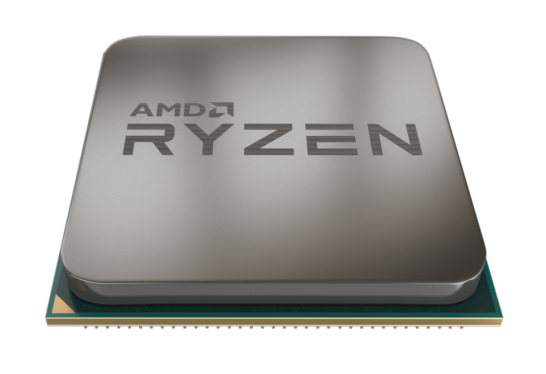 AMD Ryzen 5 3600 - 3.6 GHz - 6 Kerne - 12 Threads