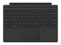 Surface Pro 4 Type Cover with Fingerprint ID - Tastatur - Deutsch