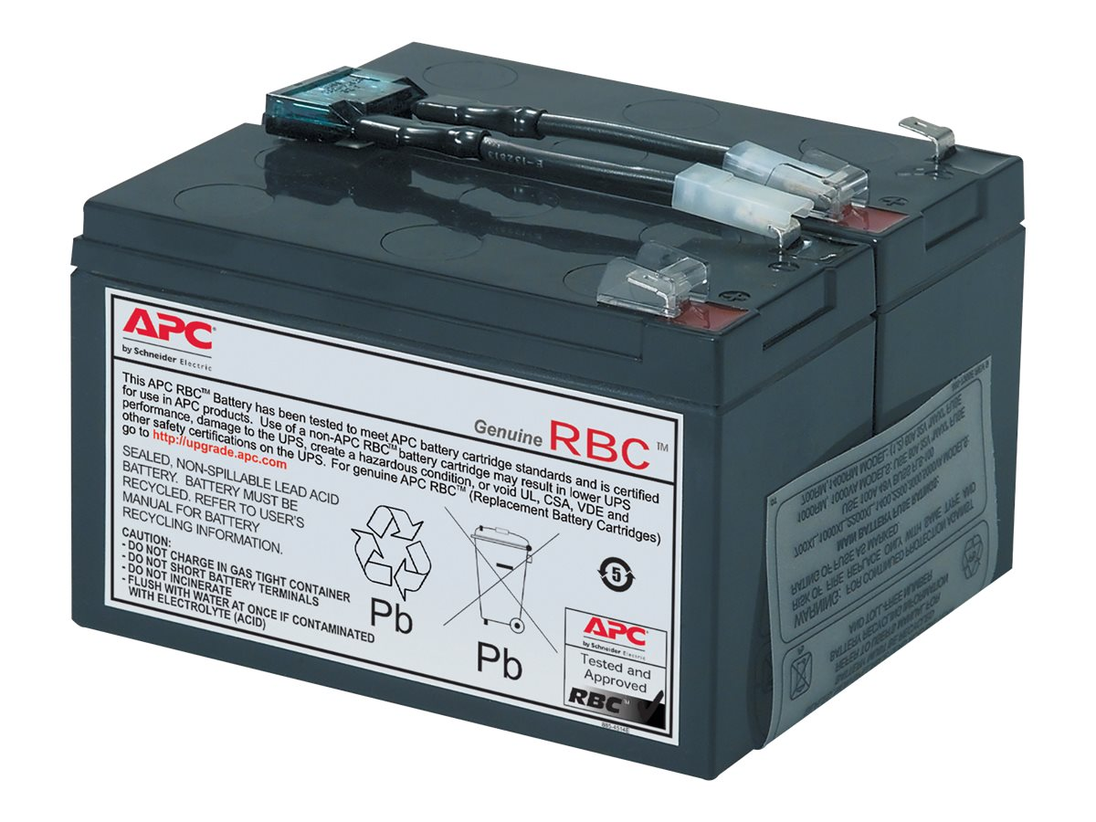 APC Replacement Battery Cartridge #9 - USV-Akku Bleisäure