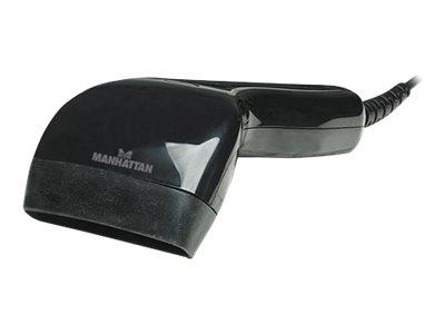 Manhattan CCD Kontakt-Barcodescanner, 80 mm Scanbreite, USB