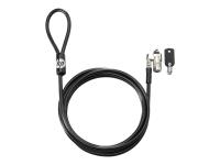 Keyed Cable Lock - Sicherheitskabelschloss - 1.83 m