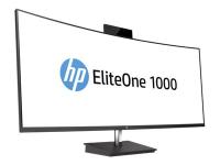 EliteOne 1000 G1 All-in-One Business-PC mit gewölbtem Bildschirm - 34 Zoll