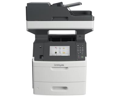Lexmark MX717de 1200 x 1200DPI Laser A4 60Seiten pro Minute