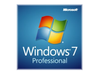 Windows 7 Professional w/SP1 - 1 Lizenz - 64-bit