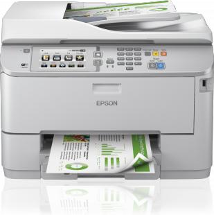 Epson WorkForce Pro WF-5690DWF 4800 x 1200DPI Tintenstrahl A4 34Seiten pro Minute WLAN Multifunktionsgerät