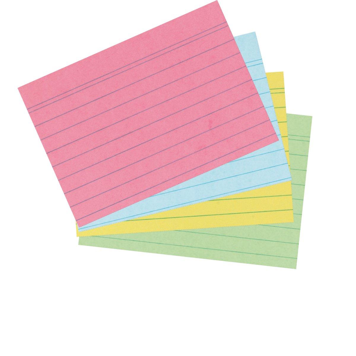 Vorschau: Herlitz 10836245 - Blau - Grün - Pink - Gelb - 200 Stück(e)