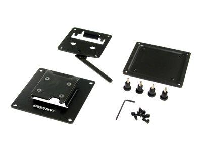 Ergotron FX30 - Befestigungskit - für LCD-Display - Stahl - Schwarz - Bildschirmgröße: bis zu 68,6 cm (bis zu 27 Zoll)