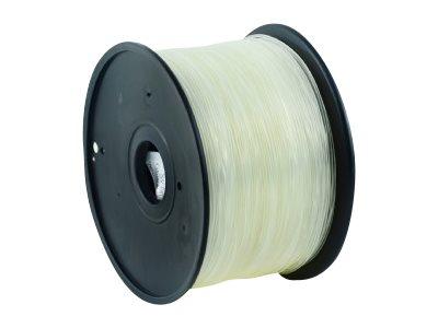 Gembird Durchsichtig - 1 kg - 400 m - ABS-Filament (3D)