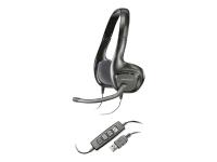 .Audio 628 Binaural Kopfband Schwarz Headset