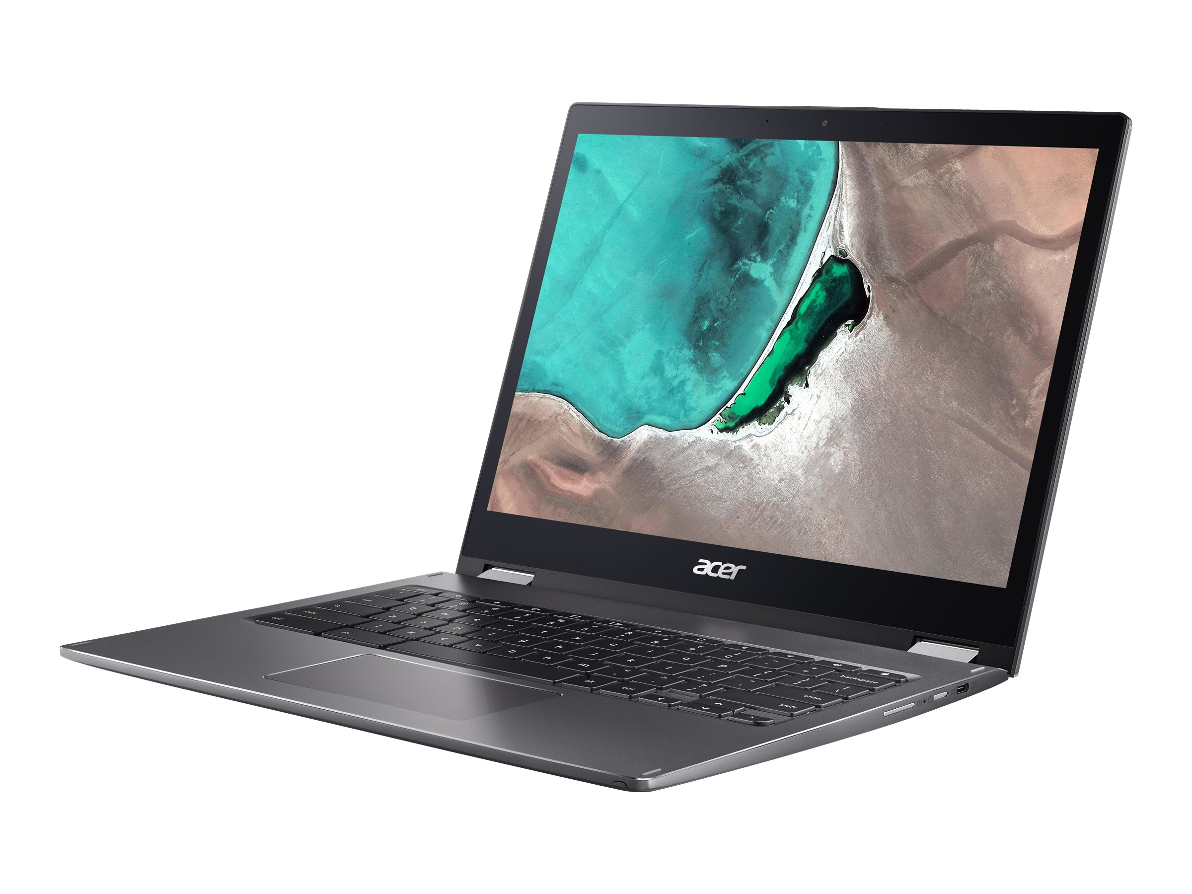 Acer Chromebook Spin 13 CP713-1WN-39P5 - Flip-Design - Core i3 8130U / 2.2 GHz - Chrome OS - 8 GB RAM - 64 GB eMMC - 34.