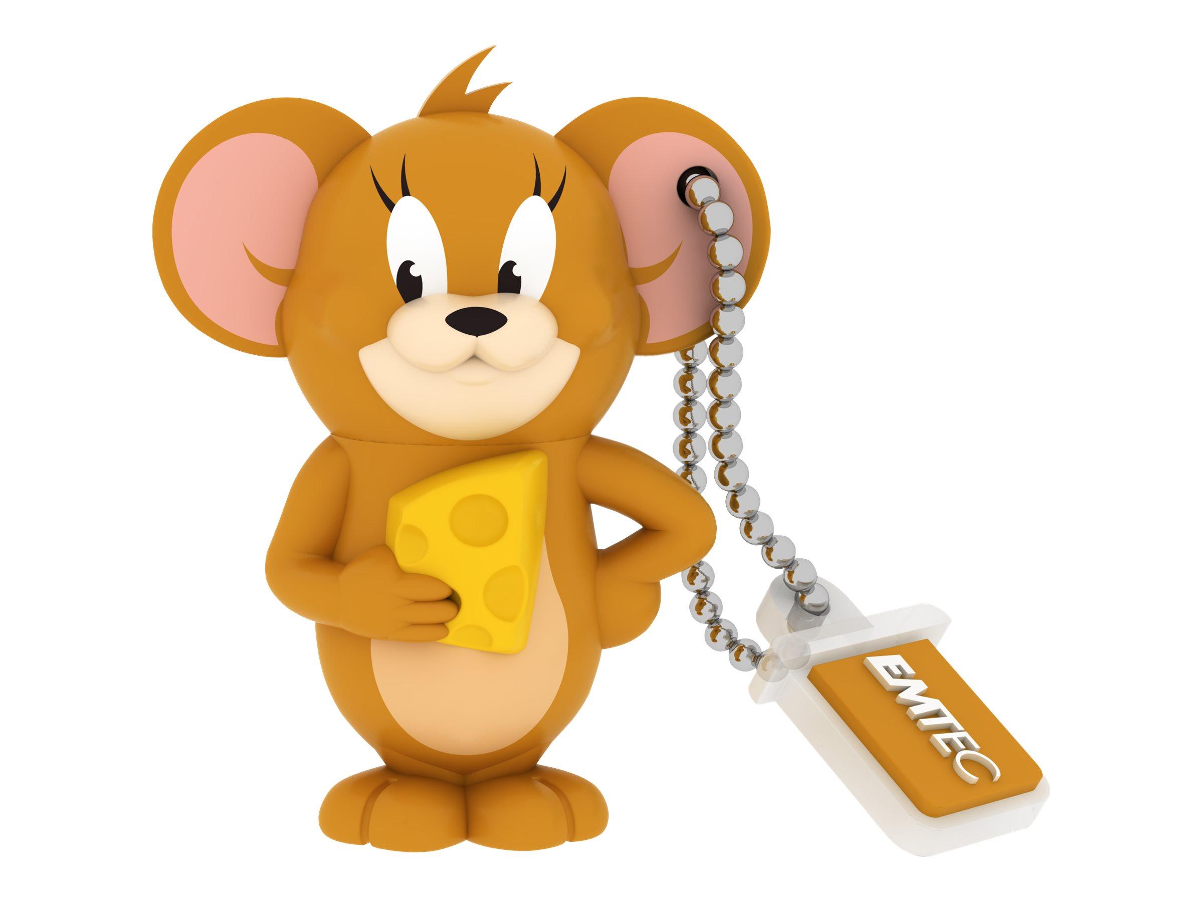 EMTEC Novelty 3D HB103 Jerry - USB-Flash-Laufwerk