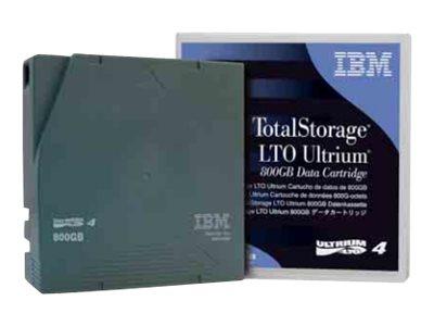 IBM LTO Ultrium 4 - 800 GB / 1.6 TB - für System Storage 3584 Model D53, 3584 Model L53