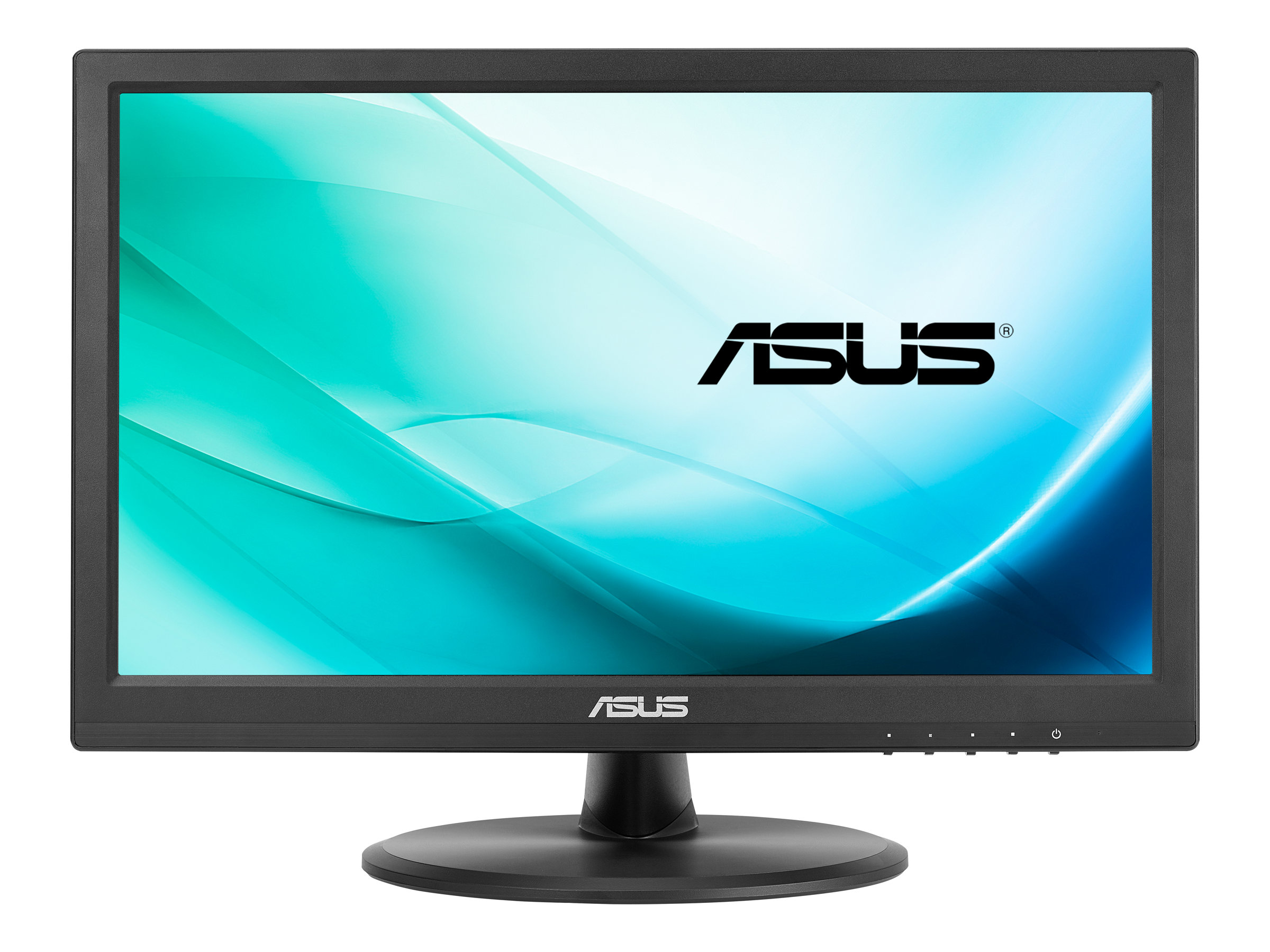"ASUS VT168H - LED-Monitor - 39.6 cm (15.6"") - Touchscreen"