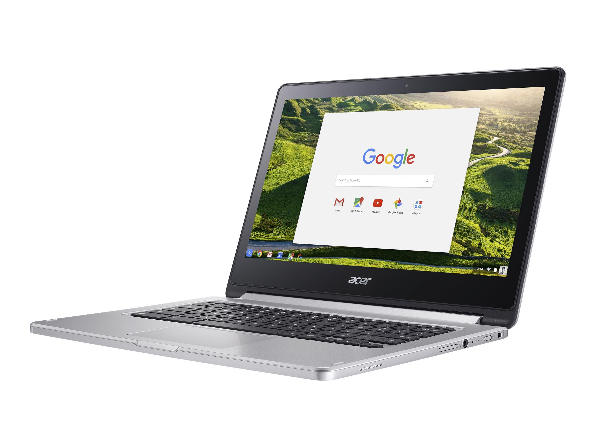 Acer Chromebook CB5-312T-K2K0 2.1GHz M8173C 13.3Zoll 1920 x 1080Pixel Touchscreen Silber Chromebook