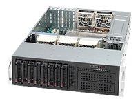 Vorschau: Supermicro SC835 TQ-R921B - Rack-Montage - 3U