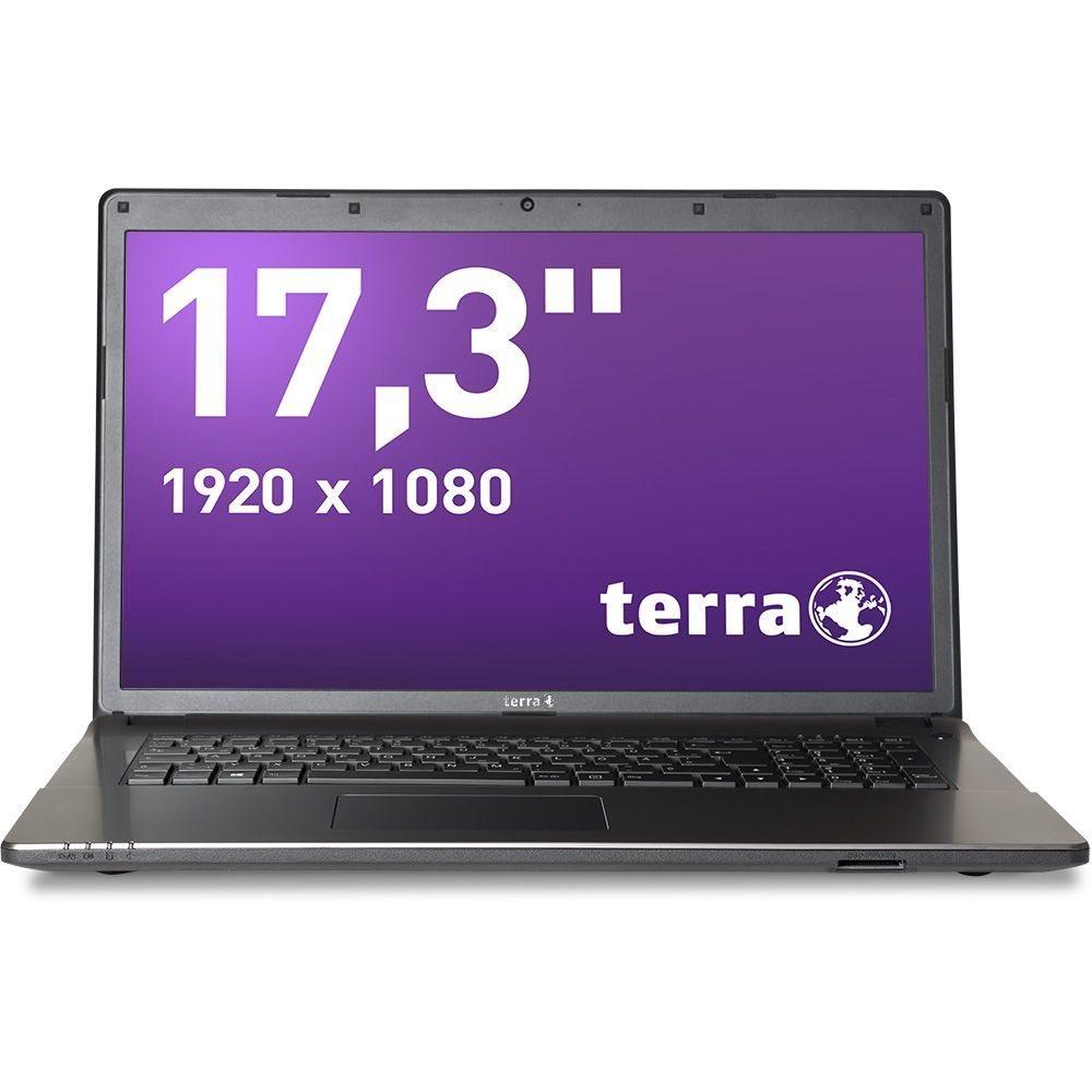 Wortmann AG TERRA MOBILE 1775 2.3GHz i5-6300HQ 17.3Zoll 1920 x 1080Pixel Anthrazit Notebook