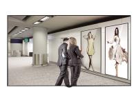 98LS95D-B Digital signage flat panel 98Zoll LCD 4K Ultra HD Schwarz Signage-Display