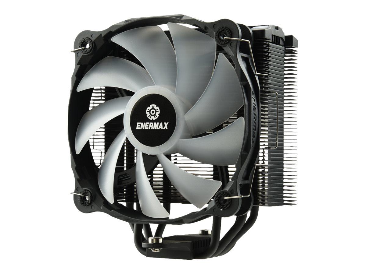 Vorschau: Enermax ETS-F40-FS - Prozessor-Luftkühler - (für: LGA775, LGA1156, AM2, AM2+, LGA1366, AM3, LGA1155, AM3+, FM1, FM2, LGA1150, FM2+, LGA1151, LGA2011 (Square ILM)