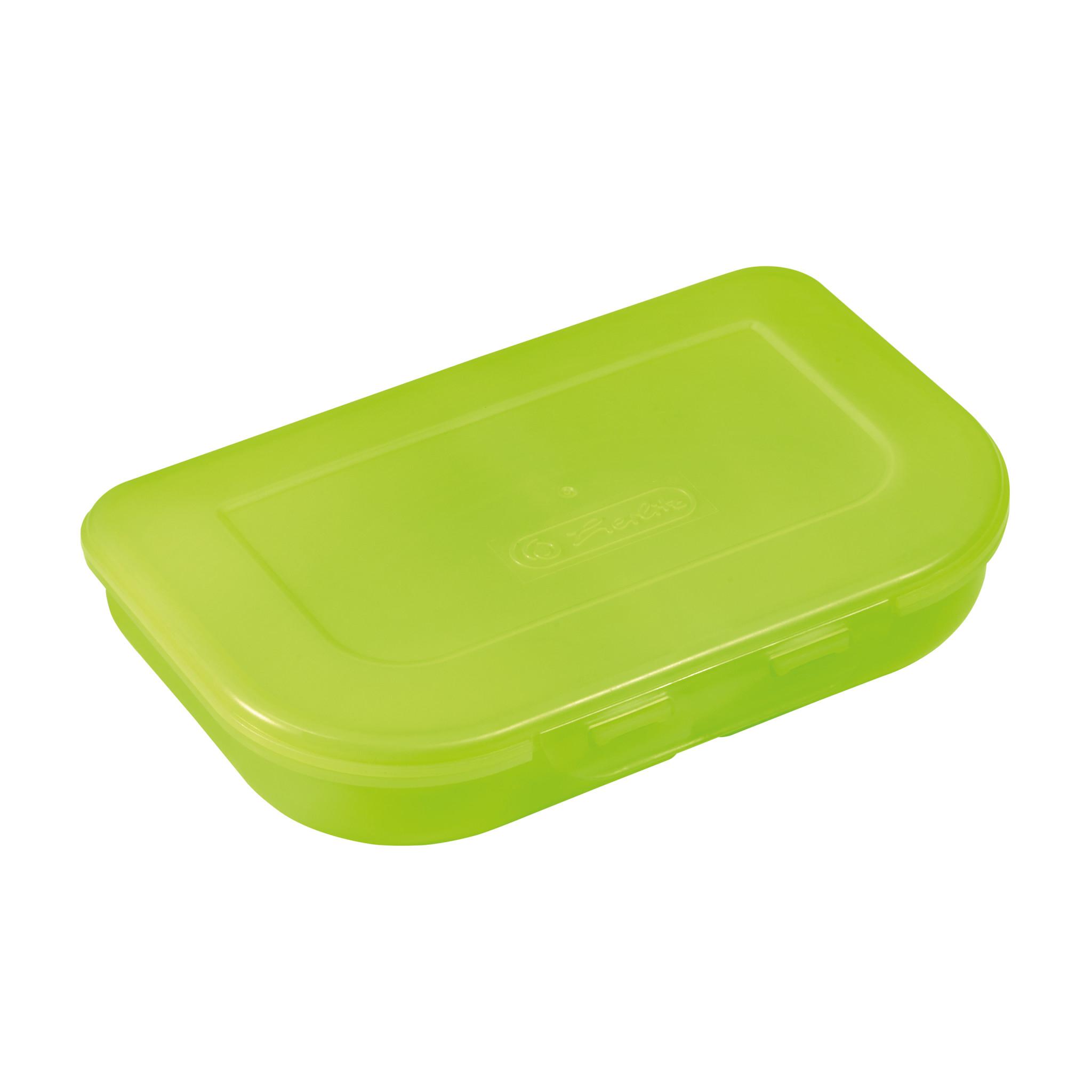 Vorschau: Herlitz Brotdose grün