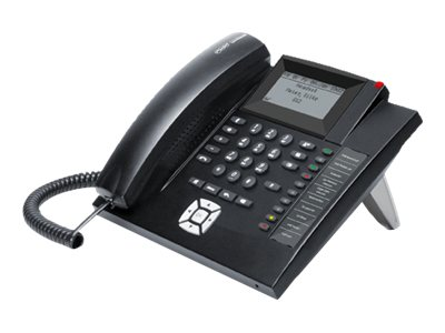 Auerswald COMfortel 1200 - ISDN-Telefon - Schwarz