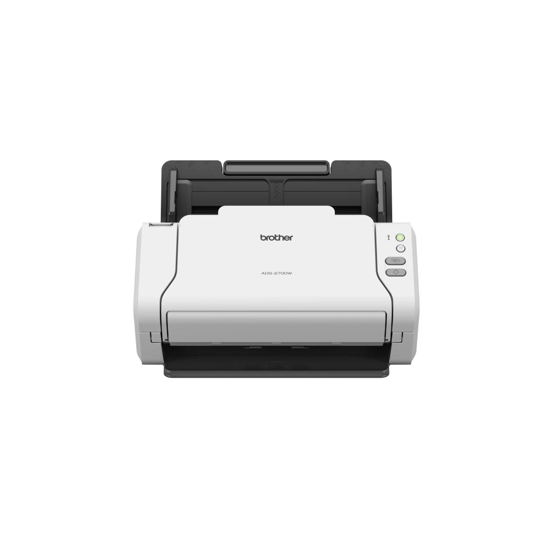 Brother ADS-2700W ADF scanner 600 x 600DPI A4 Schwarz - Weiß Scanner