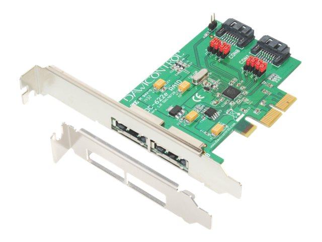 Dawicontrol DC 622e - Speichercontroller (RAID)